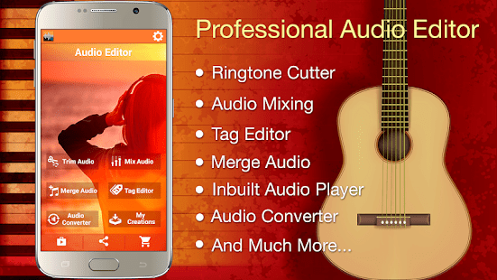 Audio MP3 Cutter Mod Apk