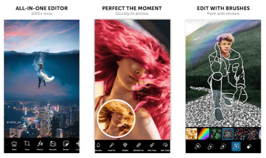PicsArt Mod Apk Gold