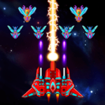 Galaxy Attack Alien Shooter Mod Apk