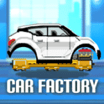 Motor World Car Factory Mod Apk