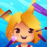 Idle Beauty Salon Mod Apk