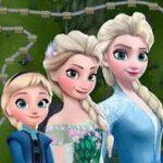 Disney Frozen Free Fall Mod Apk
