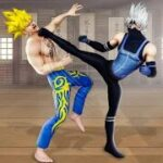 Kung Fu Fighting Games Mod Apk
