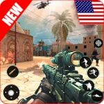offline shooting game Mod Apk