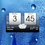Digital Clock & World Weather Mod Apk