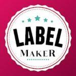 Label Maker & Creator Pro Apk