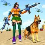 Real Commando Shooting Strike Mod Apk